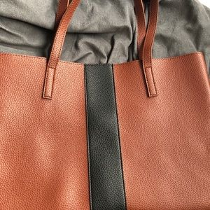 New Vince Camuto Leather Bag